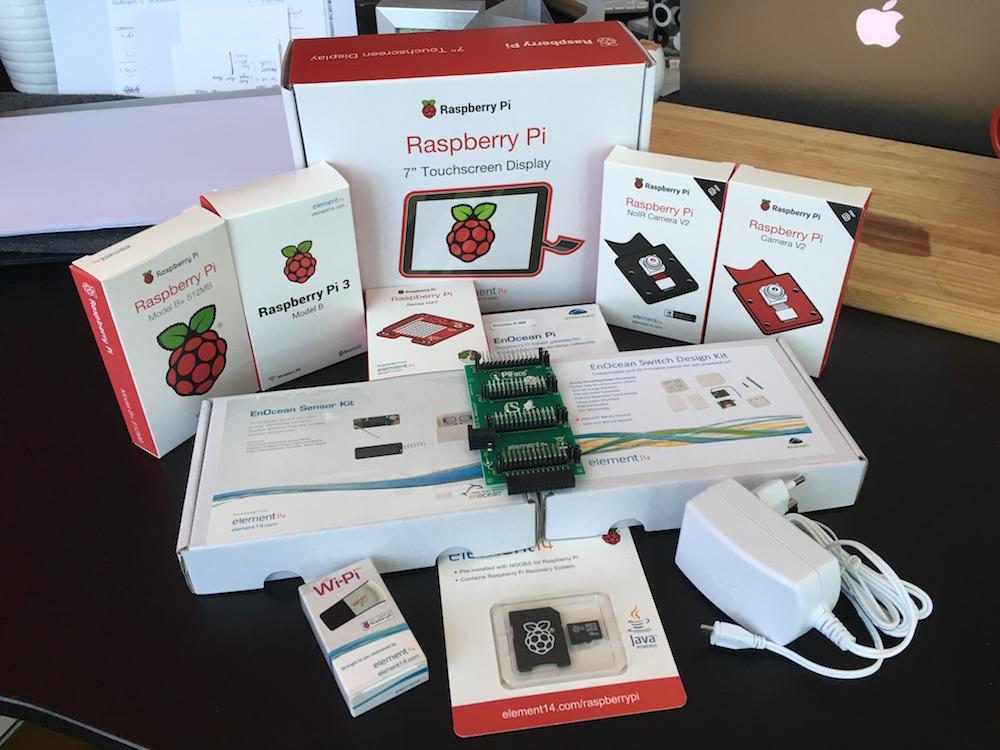 Pi IoT Kit