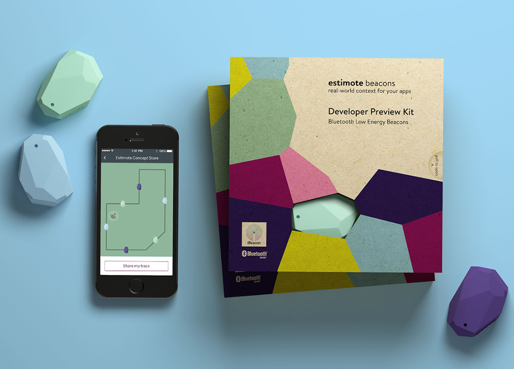 Presence monitoring using iBeacons - Thuis Home Automation